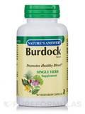 Burdock Root 90 Vegetarian Capsules