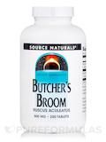 Butchers Broom 500 mg - 250 Tablets