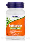 Butterbur with Feverfew 75 mg 60 Vegetarian Capsules