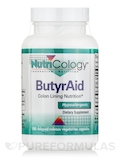 ButyrAid - 100 Delayed-Release Vegetarian Capsules