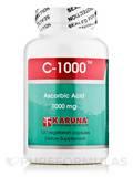 C-1000 (Ascorbic Acid 1000 mg) 120 Vegetarian Capsules