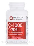 C-1000 Caps - 120 Veg Capsules