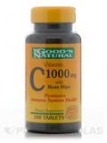 C-1000 mg with Rose Hips 100 Tablets