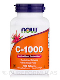 C-1000 Sustained Release with Rose Hips - 100 Tablets
