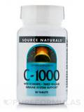 C-1000 Time Release - 50 Tablets