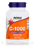 C-1000 with Rose Hips & Bioflavonoids 100 Tablets