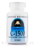 C-1500 Time Release 50 Tablets