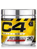 C4 Pre-Workout Fruit Punch Flavor - 30 Servings / (177 Grams)