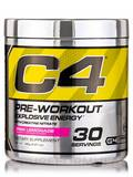 C4 Pre-Workout Pink Lemonade Flavor - 30 Servings / (174 Grams)