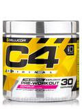 C4® Original Explosive Pre-Workout Powder, Watermelon Flavor - 30 Servings (6.3 oz / 180 Grams)