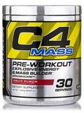 C4® Mass Pre-Workout, Fruit Punch Flavor - 30 Servings (35.97 oz / 1020 Grams)