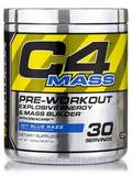 C4® Mass Pre-Workout, Icy Blue Razz Flavor - 30 Servings (35.97 oz / 1020 Grams)