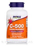 C-500 Calcium Ascorbate-C - 100 Capsules