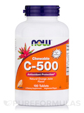 C-500 Chewable (Orange Juice Flavor) - 100 Tablets