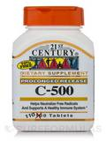 C-500 Prolonged Release - 110 Tablets