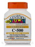 C-500 with Rose Hips 110 Tablets
