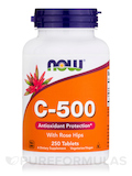 C-500 with Rose Hips 250 Tablets