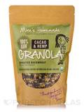 Cacao & Hemp Granola (Sprouted Buckwheat) 8 oz