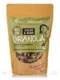 Cacao & Hemp Granola (Sprouted Buckwheat) - 8 oz