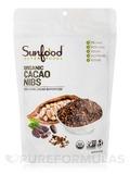 Cacao Nibs, Organic - 8 oz (227 Grams)