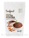 Cacao Powder, Organic - 1 lb (454 Grams)