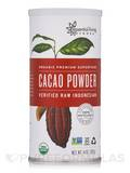 Cacao Powder Verified, Raw - 14 oz (397 Grams)