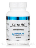 Cal-6 + Mg - 90 Tablets