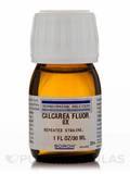 Calcarea Fluorica 8x (Liquid 20% Alcohol) 1 oz (30 ml)