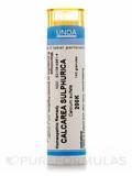 Calcium Sulfuricum 200K - 140 Granules (5.5g)