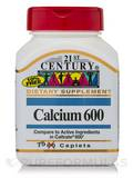 Calcium 600 mg 75 Caplets