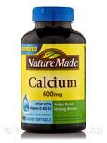 Calcium 600 mg with Vitamin D 100 Softgels