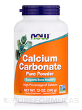 Calcium Carbonate Pure Powder - 12 oz (340 Grams)