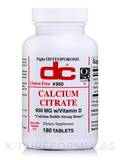 Calcium Citrate 950 mg 180 Tablets