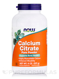 Calcium Citrate Powder 8 oz (227 Grams)
