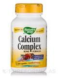 Calcium Complex Bone Formula - 100 Capsules