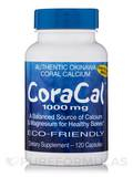 Calcium Coracal 1000 mg 120 Capsules