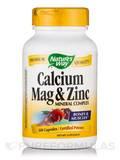 Calcium Mag & Zinc - 100 Capsules