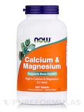 Calcium & Magnesium - 250 Tablets