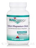 Calcium Magnesium Citrate 100 Vegetarian Capsules