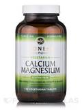 Calcium Magnesium 120 Vegetarian Tablets