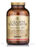 Calcium Magnesium with Vitamin D3 - 300 Tablets