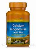 Calcium Magnesium with Zinc - 180 Tablets
