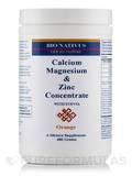 Calcium Magnesium & Zinc (Orange) 480 Grams