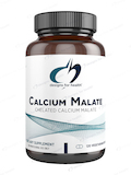 Calcium Malate - 120 Vegetarian Capsules