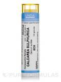Calcium Sulfuricum 6CH - 140 Granules (5.5g)