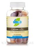 Calcium + D3 (Assorted Flavors) - 60 Gummies
