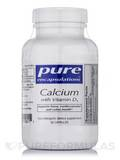 Calcium with Vitamin D3 90 Capsules