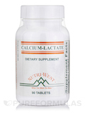 Calcium-Lactate - 90 Tablets