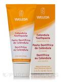 Calendula Toothpaste (Peppermint Free) - 2.5 fl. oz (75 ml)