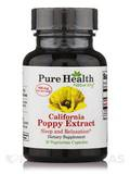 California Poppy Extract 30 Vegetarian Capsules